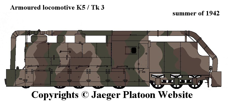 Armored Trains Blueprints